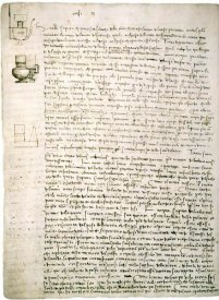 Leonardo Da Vinci - Codex Leicester: Water Pressure Theories