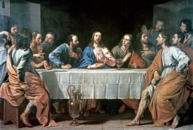Philippe de Champaigne - The Last Supper