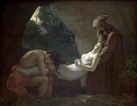 Anne Girodet de Roucy-Trioson - Entombment of Atala