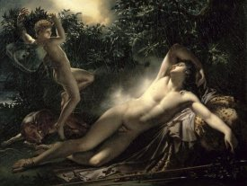 Anne Girodet de Roucy-Trioson - The Sleep of Endymion