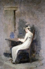 Thomas Eakins - Woman Reading