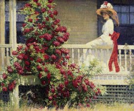 Philip Leslie Hale - The Crimson Rambler