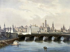 Dmitry Sergeevich Indeytzev - Kremlin (From Moscow and the Suburbs)