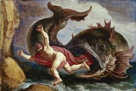 Pieter Lastman - Jonah and the Whale