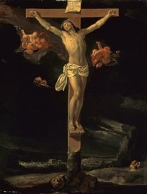 Charles Le Brun - The Crucifixion