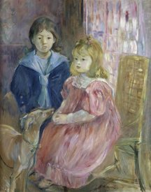 Berthe Morisot - The Gabriel Children