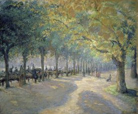 Camille Pissarro - Hyde Park, London