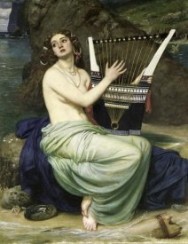 Edward John Poynter - The Siren
