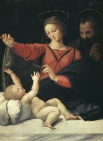 Raphael - The Virgin of Lorette