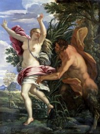 Sebastiano Ricci - Pan and Syrinx
