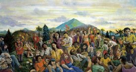 Peter Rodulfo - Crowd In A Landscape