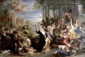 Peter Paul Rubens - Slaughter of the Innocents