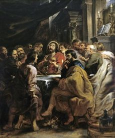 Peter Paul Rubens - The Last Supper