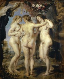 Peter Paul Rubens - The Three Graces