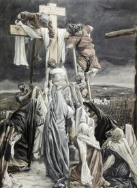 James Tissot - Descent from the Cross