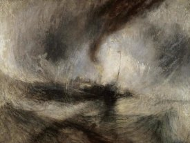 Joseph M.W. Turner - Snow Storm at Sea