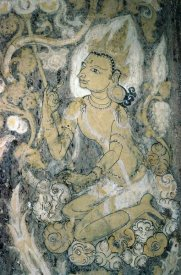 Unknown - Pagan Fresco, Burma