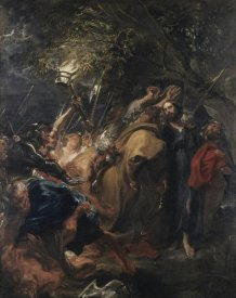 Anthony Van Dyck - The Betrayal of Christ