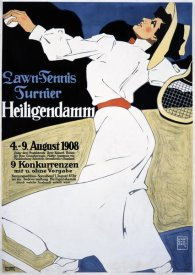 Hans Rudi Erdt - Heiligendamm Lawn-Tennis Competition
