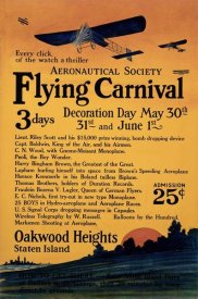 Unknown - Aeronautical Society Flying Carnival