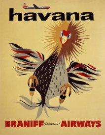 Unknown - Braniff International Airways / Havana