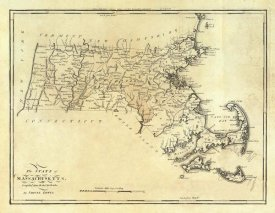 Mathew Carey - State of Massachusetts, 1795