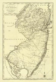 Mathew Carey - State of New Jersey, 1795