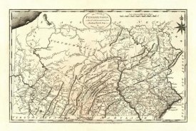Mathew Carey - State of Pennsylvania, 1795