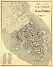 William Keenan - Charleston, South Carolina, 1844