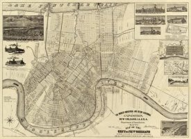 New Orleans Industrial and Cotton Centennial Expos - The World's Industrial and Cotton Centennial Exposition, 1885