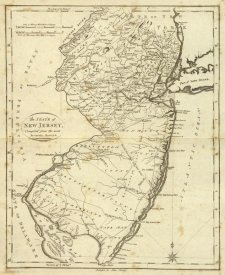 John Reid - State of New Jersey, 1796