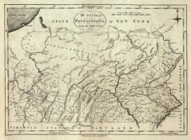 John Reid - State of Pennsylvania, 1796