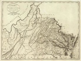 John Reid - State of Virginia, 1796