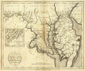John Reid - States of Maryland and Delaware, 1796