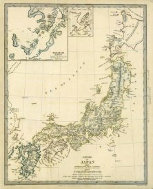 Society for the Diffusion of Useful Knowledge - Japan, Nagasaki, 1835