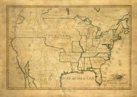 Maria Symonds - United States, 1830
