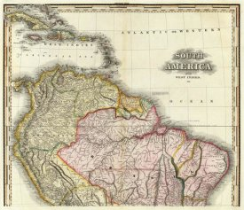 Henry S. Tanner - South America and West Indies, 1823