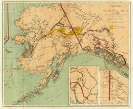 U.S. Geological Survey - The Gold and Coal Fields of Alaska, 1898