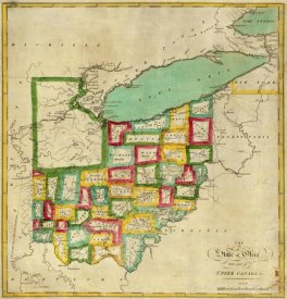 Robert DeSilver - State of Ohio, 1827