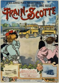 H. Gray - Train-Scotte