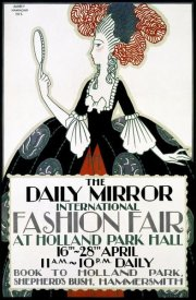 Aubrey Hammond - The Daily Mirror/Fashion Fair