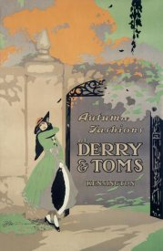 F.H. Warren - Derry & Toms/Autumn Fashions