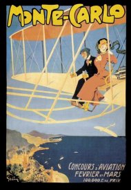 Jules Alexandre Grun - Monte Carlo Concours d'Aviation, 1910