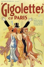 Hap Hadley - Gigolettes of Paris, 1929