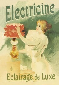 Lucien Lefevre - Electricine, Luxury Lighting, 1895
