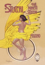 Gian Emilio Malerba - Stucchi Bicycles