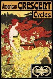 Fred Ramsdell - American Crescent Cycles, 1901