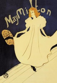 Henri Toulouse-Lautrec - May Milton on Stage