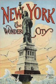 Irving Underhill - New York; The Wonder City, 1902
