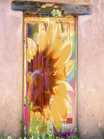 Suzanne Silk - Sunflower Door